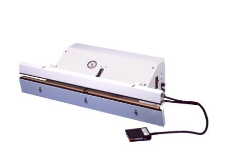 PVTG 25 Tabletop Gas Flush Vacuum Sealer